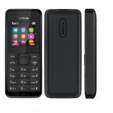 Nokia 105 Single SIM Black