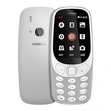 Nokia 3310 2017 Single SIM Grey