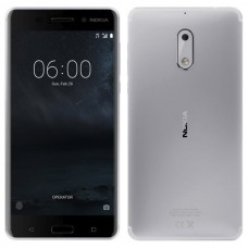 Nokia 6 Single SIM Silver