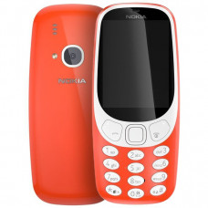 Nokia 3310 2017 Single SIM Warm Red