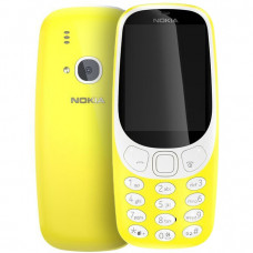 Nokia 3310 2017 Single SIM Yellow