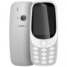 Nokia 3310 2017 Single SIM Charcoal