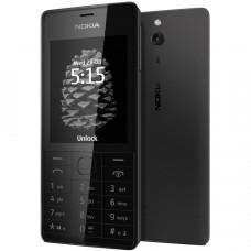 Nokia 515 Single SIM Black