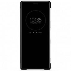 Sony Style View Pouzdro pro Xperia 5 Black(EU Blister)