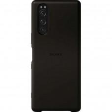 Sony Style Pouzdro pro Xperia 5 Black (EU Blister)