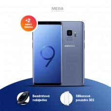 Samsung Galaxy S9 G960F 64GB Blue + 2 dárky ZDARMA!