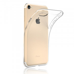 Tactical TPU Pouzdro Transparent pro Apple iPhone 7 / 8 (EU Blister)