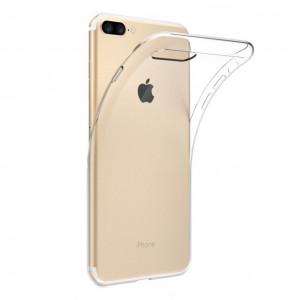 Tactical TPU Pouzdro Transparent pro Apple iPhone 7 Plus / 8 Plus (EU Blister)