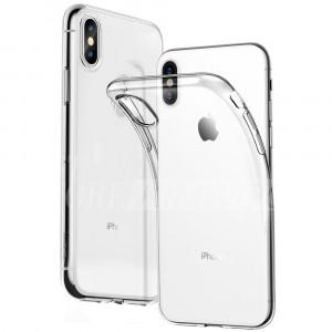 Tactical TPU Pouzdro Transparent pro Apple iPhone Xr (EU Blister)