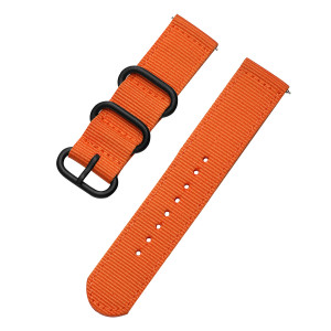 Tactical 410 Nylon Řemínek Orange (EU Blister)