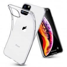 Tactical TPU Pouzdro Transparent pro Apple iPhone 11 Pro Max (EU Blister)