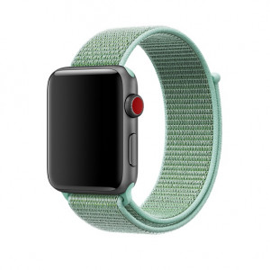 Tactical 530 Látkový Řemínek pro Apple Watch 38-40mm Green (EU Blister)