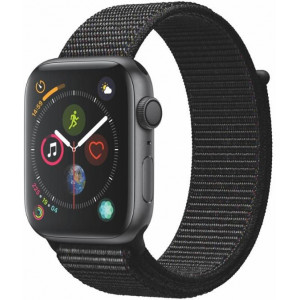 Tactical 527 Látkový Řemínek pro Apple Watch 38-40mm Black (EU Blister)