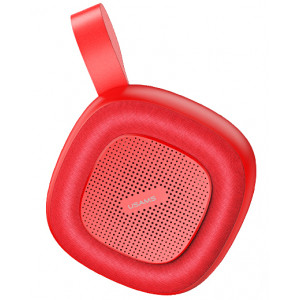 USAMS YX004 Bluetooth Reproduktor Mofa Red (EU Blister)