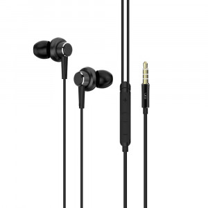 Premium Sound Hi-Fi Earphones UiiSii GT900 mini jack 3,5mm Black