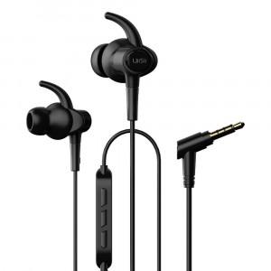 Sport Earphone Hi-Res Audio UiiSii Hi-710 mini jack 3,5mm Black