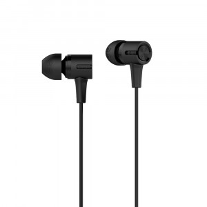 Premium Sound Hi-Fi Earphones UiiSii U7 mini jack 3,5mm Black