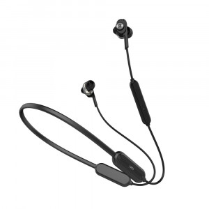 Bluetooth Stereo Headset Dual Dynamic Driver UiiSii BN60 Black