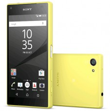 Sony Xperia Z5 Compact yellow