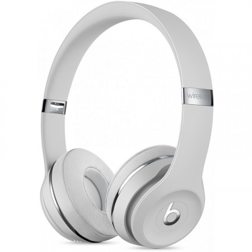 Beats by Dr. Dre Solo3 Wireless Satin Silver