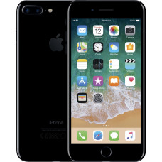 Apple iPhone 7 Plus 128GB Jet Black - RFB - kus z reklamace - záruka 1 rok