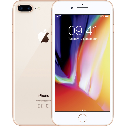 Apple iPhone 8 Plus 64GB Gold - vrátený do 14 dní
