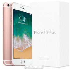 Apple iPhone 6S Plus 32GB Rose Gold (Apple Certified Pre-Owned)