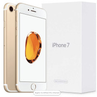 Apple iPhone 7 128GB Gold (Apple Certified Pre-Owned)