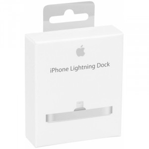 iPhone Lightning Dock – vesmírně šedý