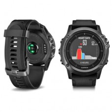 GARMIN Fenix 3 Sapphire HR Optic Grey