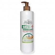 Dezinfekční gel na ruce Ultra Retinol Complex 500ml