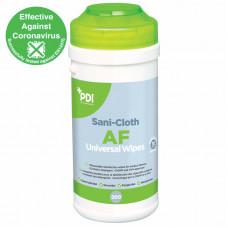 Antibakteriální vlhčené ubrousky PDI Sani-Cloth, 200ks