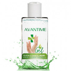 Dezinfekční gel na ruce Avantime Aloe Vera 100ml - 96ks