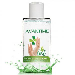 Dezinfekční gel na ruce Avantime Aloe Vera 100ml