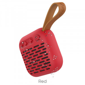 Hoco. BS22 bezdrôtový reproduktor Red