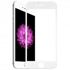 Tvrzené sklo hoco. Shatter-Proof Edges pro Apple iPhone 6 / 6s bílé