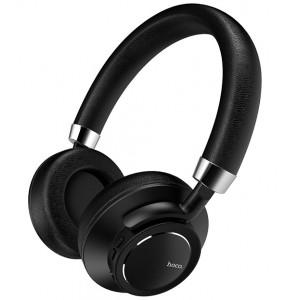 hoco. W10 bezdrátové sluchátka Black