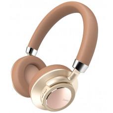 hoco. W10 bezdrátové sluchátka Gold