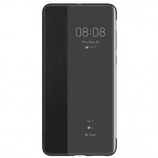 Huawei Original S-View Pouzdro pro Huawei P40 Black (EU Blister)