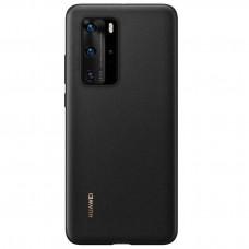 Huawei Original Ochranný Kryt pro Huawei P40 Black (EU Blister)