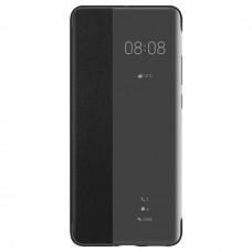 Huawei Original S-View Pouzdro pro Huawei P40 Pro Black (EU Blister)