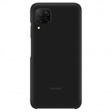 Huawei Original Ochranný Kryt pro Huawei P40 Lite Black (EU Blister)