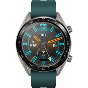 Huawei Watch GT (46mm) Active Dark Green - eco box