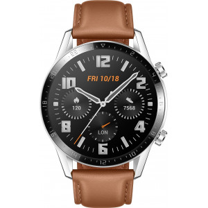 Huawei Watch GT 2 46mm Pebble Brown