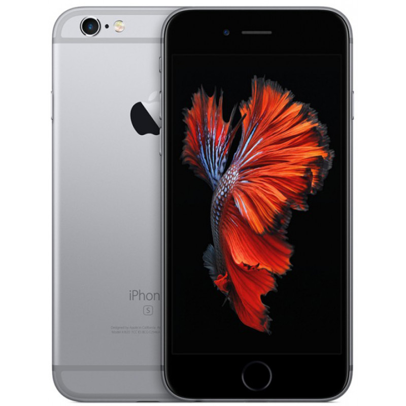 Apple iPhone 6S 32GB Space Gray  8ecd99ea1dc