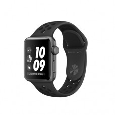 Apple Watch Series 3 Nike+ 38mm Gray - Česká Distribuce