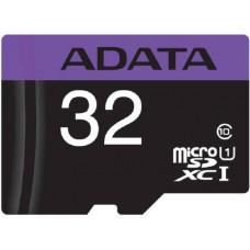 ADATA Premier microSDXC UHS-I Class10 32GB + adaptér (EU Blister)
