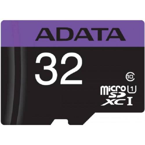 ADATA Premier microSDXC/SDHC UHS-I Class10 32GB + adaptér (EU Blister)