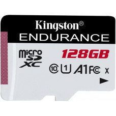 Kingston High Endurance microSDXC 128GB C10 A1 UHS-I (EU Blister)