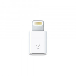 iPhone MD820ZM Lightning Dobíjecí Adapter (Bulk)